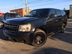 2011 Chevrolet Tahoe Police Vehicle  **WE FINANCE-3 TO CHOOSE**