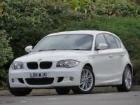 BMW 118 2.0TD auto 2011MY d M Sport AUTOMATIC