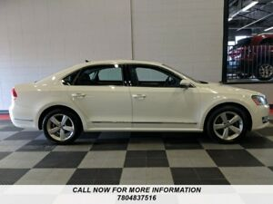 2012 Volkswagen Passat TDi Diesel, Leather, Sunroof, 1 owner