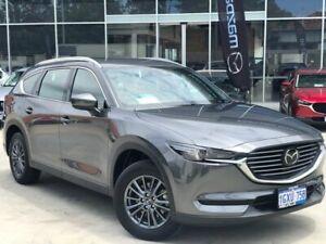 2019 Mazda CX-8 KG2W2A Sport SKYACTIV-Drive FWD Grey 6 Speed Sports Automatic Wagon Palmyra Melville Area Preview