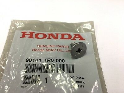 Genuine Honda Under Cover Bolt 90101 TR0 000