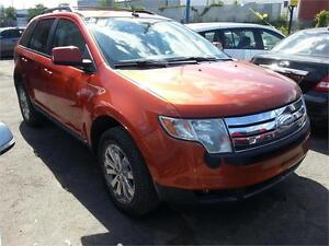 ford edge 2007 limited