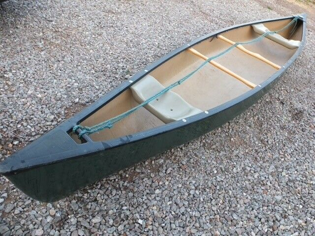 Old Town Discovery 174 canoe, good condition, with trolley | in Colchester,  Essex | Gumtree