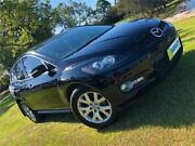 2007 Mazda CX-7 ER1031 MY07 Luxury Black 6 Speed Sports Automatic Wagon Burleigh Heads Gold Coast South Preview