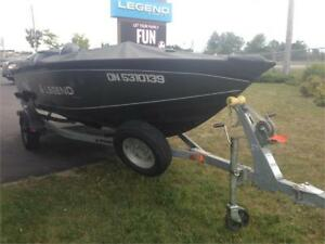2016 Legend 16 Xterminator with 60HP 4-Stroke