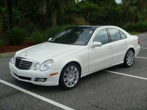 2008 Mercedes-Benz E-Class 350. 4 matic sport package Sedan