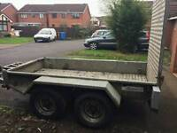 Indespension plant trailer, 3.6 ton, MGW