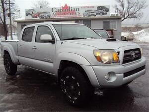 2009 Toyota Tacoma TRD SPORT 4X4 LEATHER HEATED SEATS ALLOY WHEE