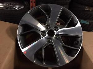 "New arrival OEM Kia 18"" Gunmetal machined face (K1852.5GM) take off new cars Toronto (GTA) Preview"