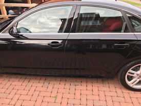 Audi A6 saloon S line, single owner, MOT Oct 2017, full Audi service history, almost new tyres