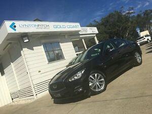 2015 Infiniti Q50 V37 GT Black Semi Auto Sedan Surfers Paradise Gold Coast City Preview