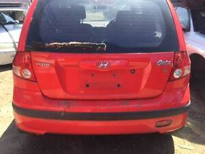 Hyundai Getz wrecking Williamstown North Hobsons Bay Area Preview