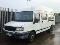 LDV 400 CONVOY 2.4 CC DIESEL 2005 REG 14 SEATER (BREAKING ALL PARTS AVAILABLE)