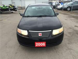 2006 Saturn Ion Sedan .1 Base