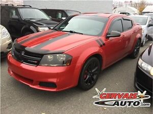 Dodge Avenger SXT Black Top A/C MAGS 2013