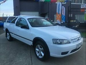 2006 Ford Falcon BF MkII RTV (LPG) 4 Speed Auto Seq Sportshift Utility Brooklyn Brimbank Area Preview