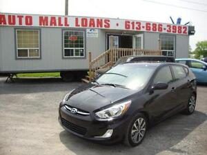 2017 Hyundai Accent GLS *** Pay Only $54 Weekly OAC ***