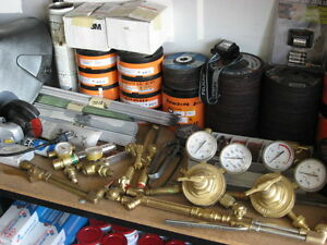 Welding Tools / Receivership  ( private sale )