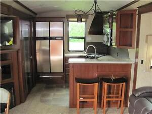 EVERGREEN BAY HILL 340RK fifth wheel