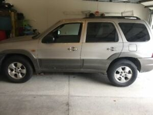 2002 Mazda Tribute SUV, Crossover As Is