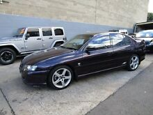 2003 Holden Commodore VY SS 6 Speed Manual Sedan Leichhardt Leichhardt Area Preview