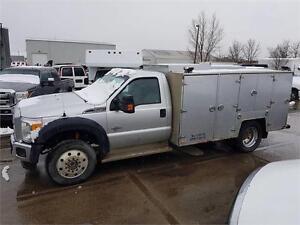2011 Ford Super Duty F-450 XL 6.7L Diesel w/ 11' Service Body