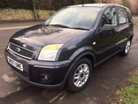2007 Ford Fusion 1.4 Zetec Climate 1 owner from new 12 months mot
