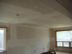 Taping and Drywall - 647 244 1967