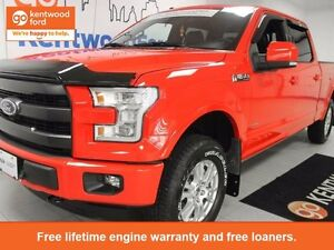 2016 Ford F-150 CPO!! FULLY LOADED LARIAT!!!