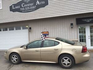 2004 Pontiac Grand Prix GT2-Leather, Sunroof, Cruise, Auto