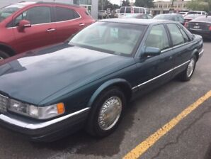 Cadillac Seville STS North Star 1993