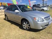 2005 Kia Cerato LD MY06 EX Silver 4 Speed Automatic Sedan Wangara Wanneroo Area Preview