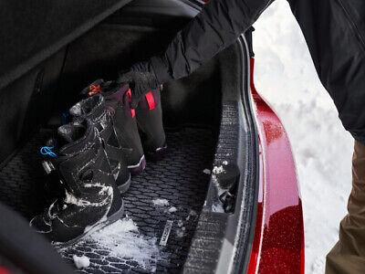 2019 Mazda3 OEM Cargo Tray Liner Black : Fits 5 door / Hatchback -