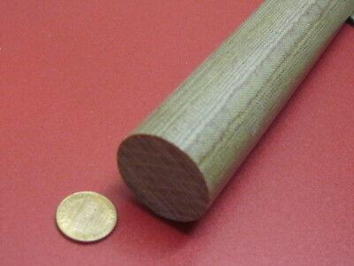Phenolic Garolite Micarta Ce Canvas Rods 1.25 Diameter X 48 Long