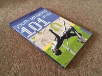 Selection of sports teaching and coaching books and materials