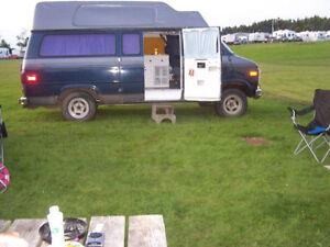 1987 Chevy Van (Camper Van)