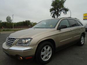 2004 Chrysler Pacifica LIMITED SPORT PKG-LEATHER--AWD---AMAZING