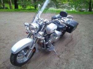 SUZUKI BOULEVARD C50 800 Or trade See below