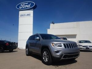 2016 Jeep Grand Cherokee LIMITED, 4X4, NAVIGATION, HEATED /COOLE