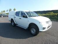 MITSUBUSHI L200 4LIFE 4x4 D/C PICK UP
