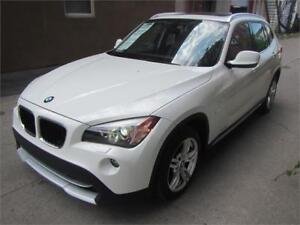 2012 BMW X1 4WD FINANCEMENT MAISON $69 SEMAINE