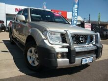 2011 Nissan Navara D40 ST (4x4) Gold 6 Speed Manual Dual Cab Pick-up Belconnen Belconnen Area Preview