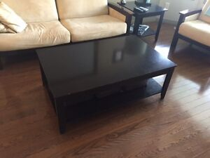 Micro fibre couch, chair, sofa, two end tables and coffee $500 Regina Regina Area image 5