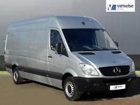 2013 Mercedes-Benz Sprinter 313 CDI LWB Diesel silver Manual