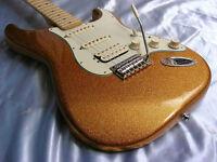 Fender Stratocaster FSR Orange Flake