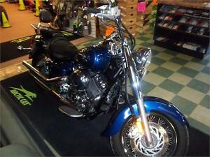 CLEAN 2010 YAMAHA VSTAR 650 CLASSIC CERTIFIED!!