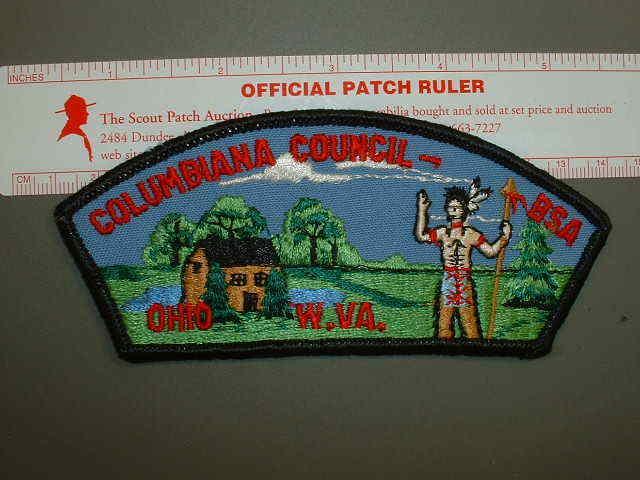 Boy Scout Columbi CSP 5146W