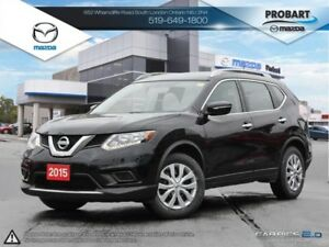 2015 Nissan Rogue Cruise | Bluetooth