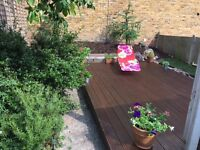 3 bed with garden North London looking for multiswap partners