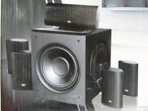 Dresden Acoustics  Home Theater Speakers